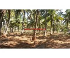 4 km from Nanjangud 6 Acres of Farm land for sale