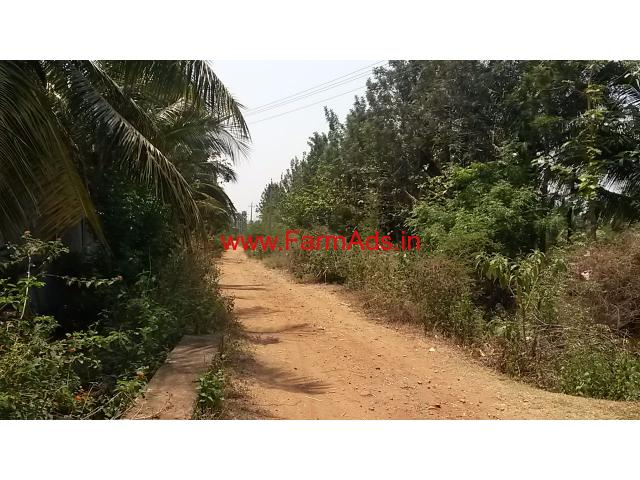 With Swimming pool 10 acres 20 gunta land at HD Kote road