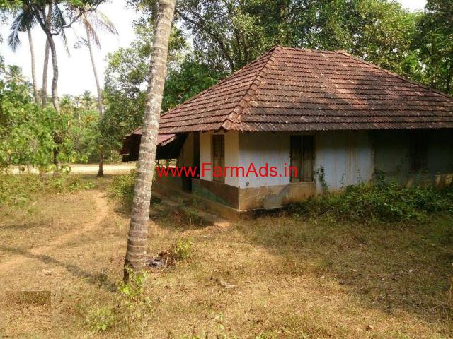 163 Cent And A Small Farm House For Sale In Chalakudy