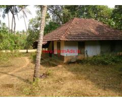 163 Cent and a small Farm House for sale in Chalakudy - Thrissur