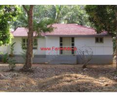 25 acre farm land with Farm House for sale near Sirsi