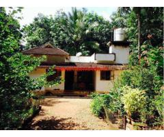 1.5 Acres Land, Farm House and Poultry Farm for sale in Mannarkad