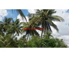 1 Acre farm house 16 kms from Ring Rd Mysore for sale