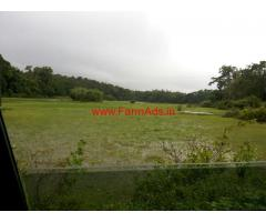 2.5 Acres Areca and 4 Acres Plain land for sale near Theerthahalli