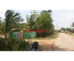 3 Acres Tar Road Access Farm Land for sale at Varhalli - Mysore