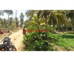 4 Acres farm land for sale at 14 km from Mysore ( Madepura )