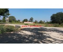At Aldur 40 acres canal & tar road adjacent land for sale