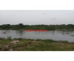 10 acres 20 gunta at Hagarnahalli river touch