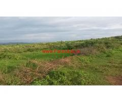 100 Acres cheap rate land at 2.5 kms Kabini back water