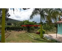 3.06 Acres Low budget farm house at Bandipur for sale