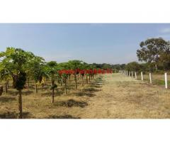 4.05 Acres Farm Land with Farm House for sale in Maduvanahalli - Mysore