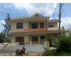 8 Cents Land with House for sale in Sulthan Battery