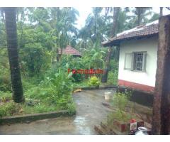 Farm House for Sale near Karkala - Udupi