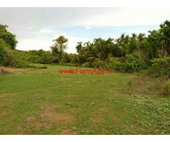 50 Cents Agriculture Land for sale in Manjanady near Konaje