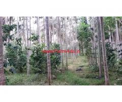 6 acres Maraluro 10 km from Nanjangud town