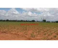 4 acres 30 land for sale 117 km from Bangalore near Mysore