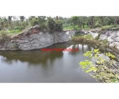 26 gunta River Touch Farm land for sale behind Amblee