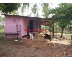 10 Acres Goat farm for rent or lease near Shravanabelagola