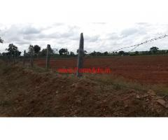 9 acres 22 gunta land for sale at Navilur