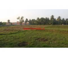 2.20 Acres land for sale adjacent to bird sanctuary (Ranganatitu) Mysore