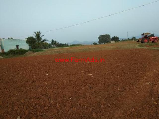 2.5 Acres Agriculture Land for sale Near Manchenahally, Gowribidnur