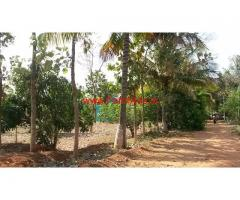 9.20 Acre beautiful farm house and Farm Land for sale near Mysore