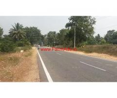 Comercial / Res converted land at near Palahalli KRS Road