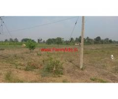 1 acre 10 gunta 33 km from Mysore