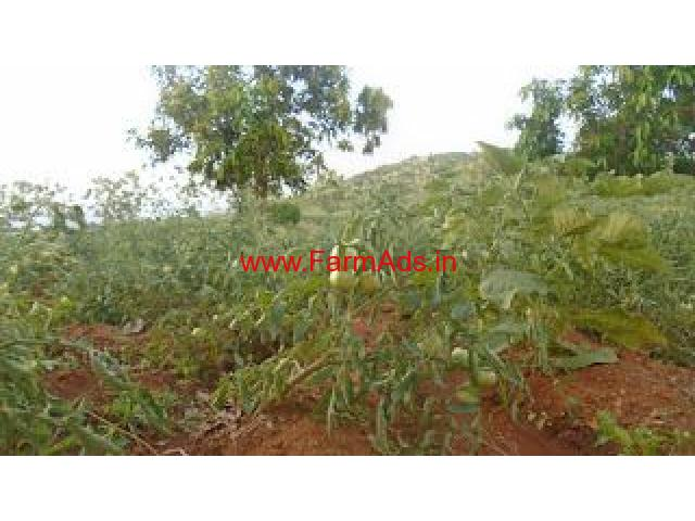 4.5 Acres Agricultural Land Availablei Theni Bypass Near Vathalagundu