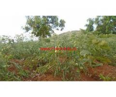 4.5 Acres Agricultural Land Availablei Theni Bypass Near Vathalagundu
