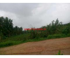 1.5 Acres Agriculture Land for sale at Holihonnur near Shimoga