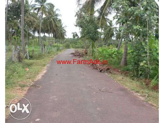 2 Acres Agriculture Land for sale in Sathanur