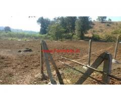 Agriculture land for sale with guaranteed income in monthly 8000 rs.