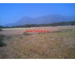 8 Acres empty agricultural land for sale in vathalakundu, tamilnadu