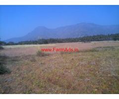 8 Acres empty agricultural land for sale in vathalakundu, tamilnadu