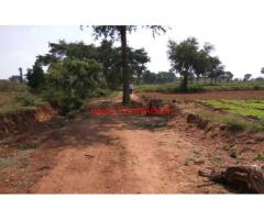 1 Acre Agriculture Land for sale near Thally Denkanikottai Highway