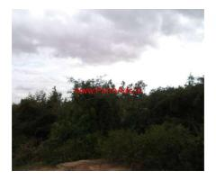 5 Acres Agriculture Land for sale at Thally to Jawalagiri Road