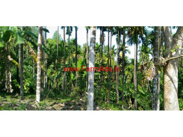 1 Acre Agriculture Land for sale near Bantwal