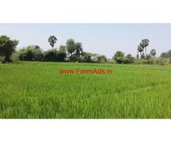 15 acres of agricultural land 12 kilometres from arakkonam railway station