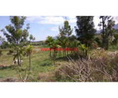 1.20 Acres Land for sale in Kanthaloor - Marayoor near Munnar