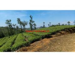 1 Acre Farm Land for sale in Vagamon - Kerala