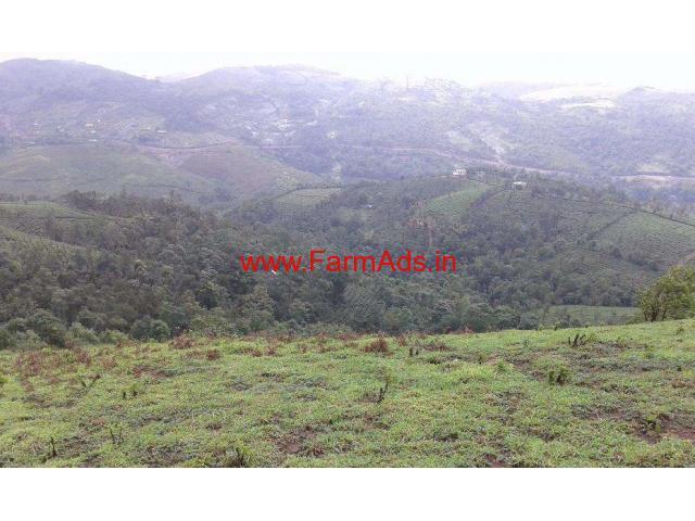 3.38 Acres Land for sale near Mathayippara - Vagamon