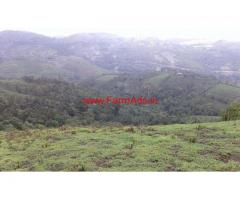 3.38 Acres Land for sale near Mathayippara - Vagamon