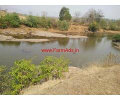 River Touch Agriculture Land Sale in Pali-Khopoli Road, Raigad.