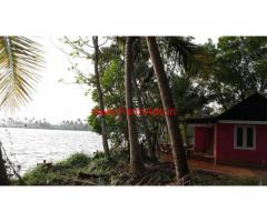 15 Cent Water Front Property for sale near Paravoor