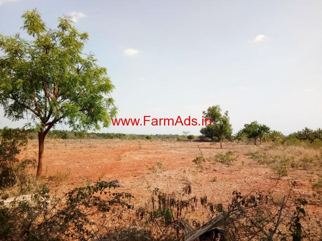 5 Acres Agriculture Land for sale near Yediyur - Kunigal