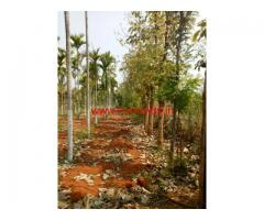 7.14 Acres Farm Land for sale near Yediyur - Kunigal