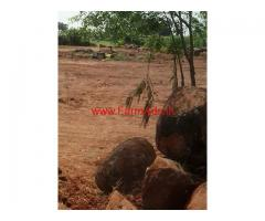 3 Acres Punjai Agri Land for sale in Melmaruvathur to Vandavasi Route.