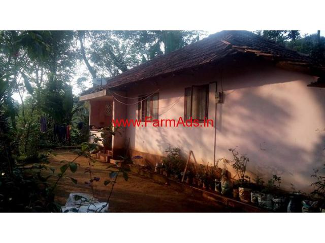 1.77 Acres Pepper and Cardamom Estate for sale in idukki