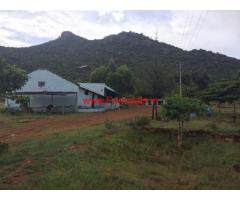 14 Acres Agriculture Land with Farm House for sale in Hanur - Kollegal